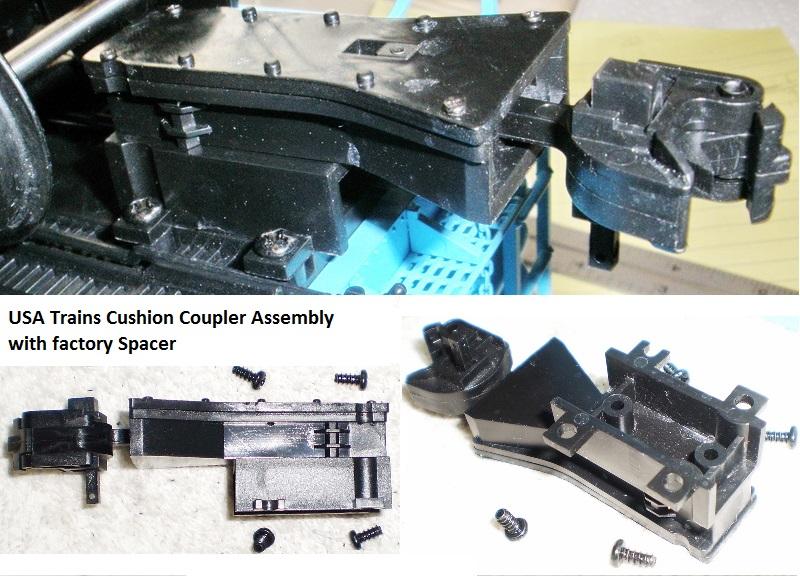 USAT Cushion Coupler Box & Spacer