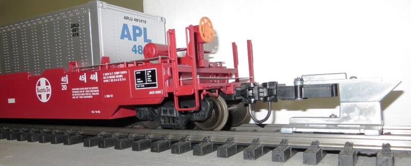 USAT Intermodal Cars